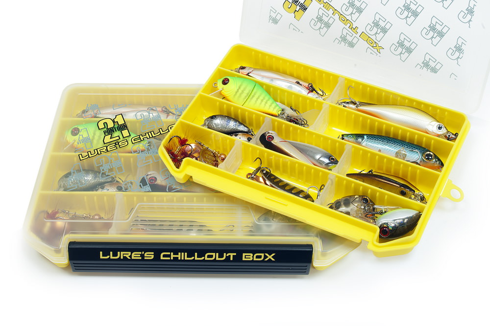 Lures Chillout Box